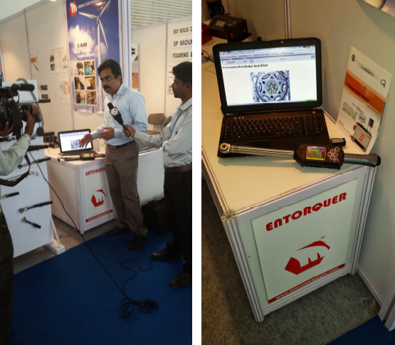 SCS Concept at the Automotive Engineering Show in Pune