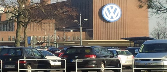 Apex Tool Group TECH DAY in the VOLKSWAGEN plant in WOLFSBURG