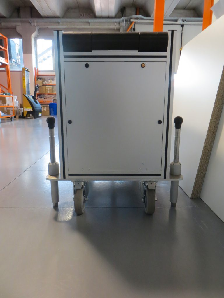 FTY bench for testing robotized nutrunners