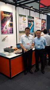 """SCS Concept alla """"Mechanical Components and Materials Technology Expo (M-Tech)"""""""