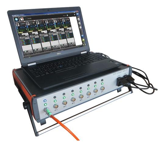 MTC-P Multichannel torque/angle analyzer