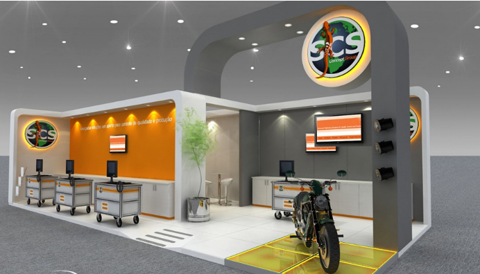 SCS Concept at EXPOMAFE 2017