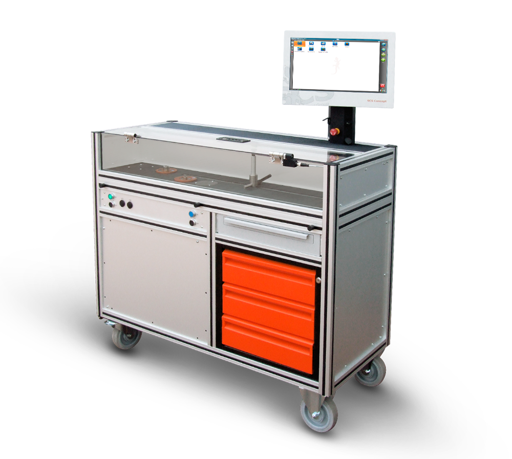 Automatic Wrench Tester
