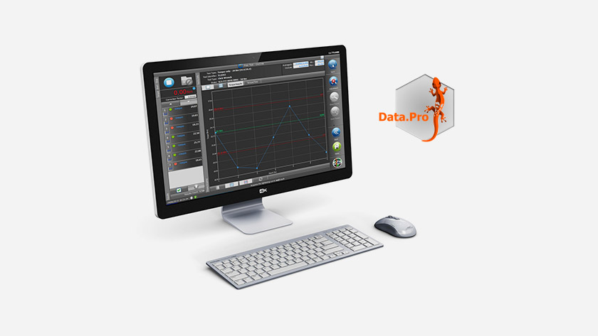 Data.Pro – Torque/angle acquisition Software