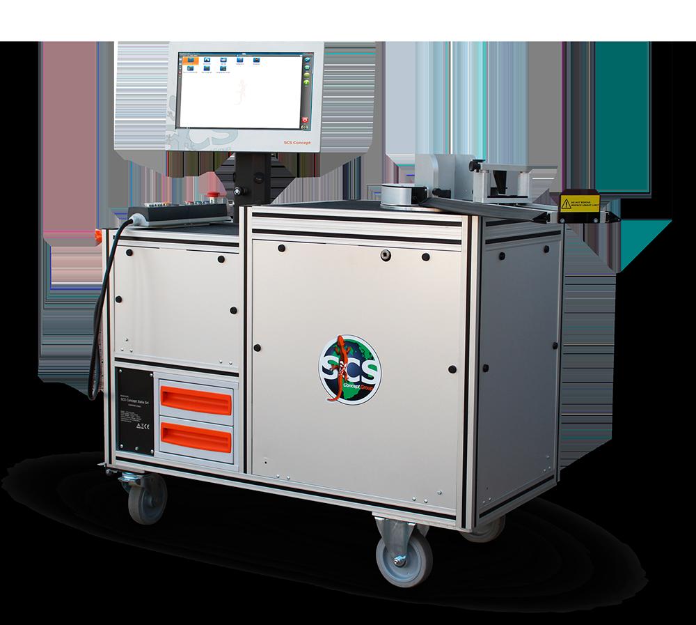 FTA - Automatischer Drehmoment/Winkelschlüssel-Prüfstand