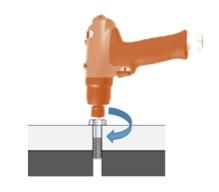 Cómo probar una herramienta de impulsos hidráulica