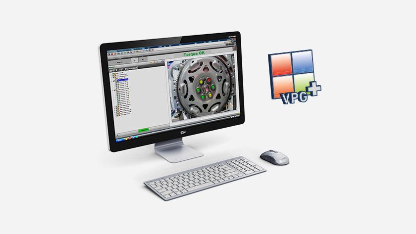 VPG Plus – Software gestione assemblaggio e rilavorazione