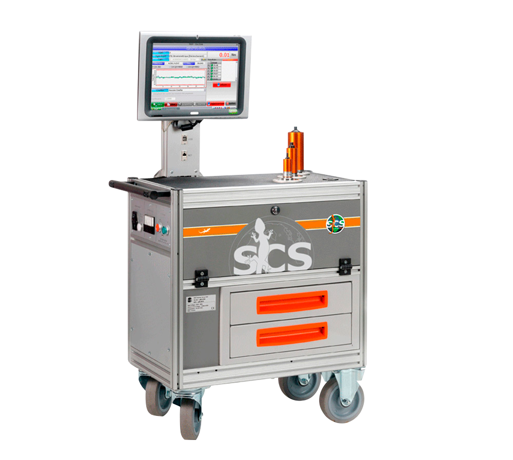 Microbench – Static Transducers Micro test Bench
