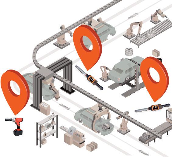 Moderne Anzugslösungen für Qualitätskontrolle und Produktion