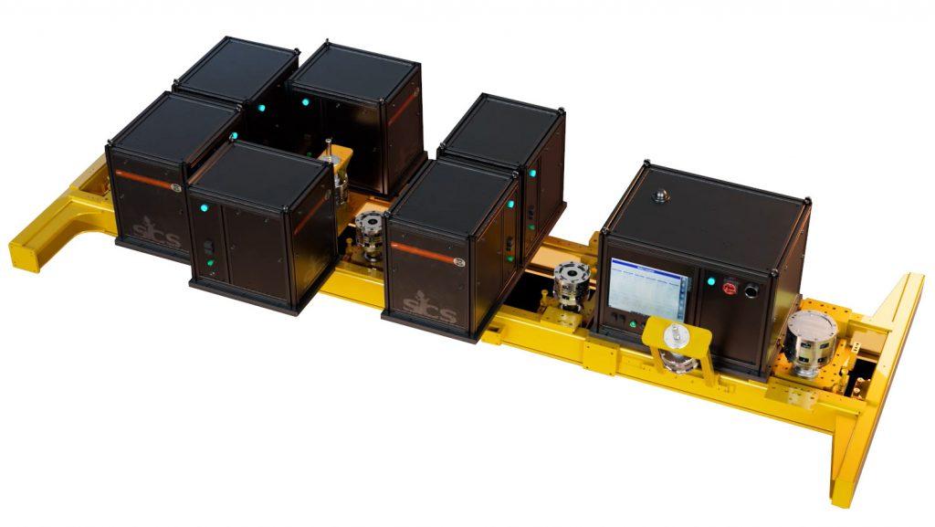 Multi FTY - Test automatico di robot sulle linee di produzione