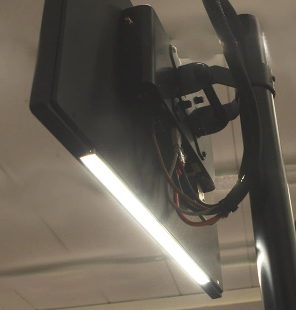 FTY con sistema di illuminazione